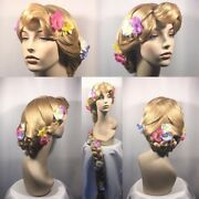 Rapunzel Tangled Cosplay Wig - Disney Parks Accurate - New - Never Been Worn
