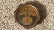 Vintage Rochester Desk/wall Room Thermometer Made In U.s.a. Nice One