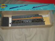 Model Train By Lionel Locomotive A/b F3 2 Engines Milwaukee 2376 New In Box