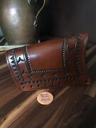 Sass Cowboy Action Leather Stock Cover Browning/miroku 86 Carbine 6102