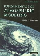 Fundamentals Of Atmospheric Modeling Paperback By Jacobson Mark Z. Brand N...