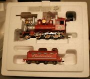 Bachmann Hawthorne Village Budweiser Holiday Express Train Lot 3 Packages