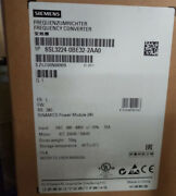 6sl3224-0be32-2aa0 1pc Siemens Converter New In Box Free Shipping