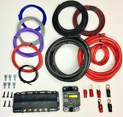 Utv Ultimate Wiring Kit. Power Your Factory Buss Bar With Quality Wire From Batt