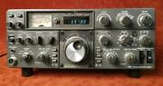 Kenwood Ts-830s Transceiver With Manuals Working Nice