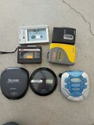 Lot Of Mix Cd Cassette Players