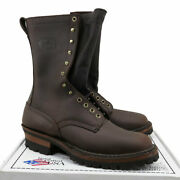New Ib Size 8ee - Whiteand039s - Original Smokejumper Fire Fighter Nfpa Boots - Usa