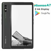 5g 4g Lte Hisense A7 E Ink Screen Smartphone Android Mobile Reader Phone 128gb