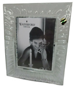 Waterford Grafton Street Bolton Crystal Picture Photo Frame 5 By 7 New Box