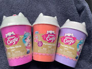 Kitten Catfe Purrista Girls 🐱 Series 2 Coffee Cup Doll Pack Of 3 Random Colors