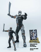 Mcfarlane Jason X Voorhees Friday The 13th 2-up Paintmaster Prototype 2002