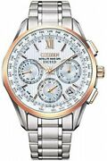 Citizen Watch Exceed Cc4034-57a Menand039s Silver