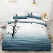 The Branches Have Rotted Away 3d Quilt Duvet Doona Cover Set Pillow Case Print