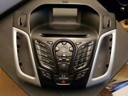 12_2014 Ford Focus Radio Receiver Stereo Mp3 Climate Control Display Screen Oem