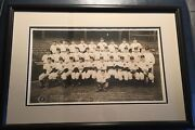 1942 New York Yankees Large Team Photo Joe Dimaggio Personal Collection