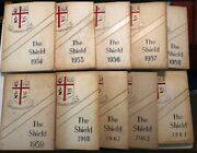 St. Martinandrsquos Episcopal School Metairie Yearbooks Lot Of 10 Yearbooks