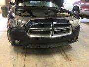 2011-2014 Dodge Charger Front Bumper Cover Police Package Vin A 7th Digit