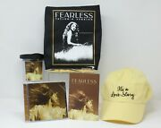Taylor Swift Fearless Taylorandrsquos Version Capital One Exclusive Bundle Free Ship