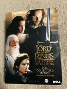 Lord Of The Rings The Return Of The King Pc 2003 Dell Collectorand039s Edition