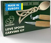 Spoon Carving Kit For Beginnerswood Carving Whittling Hobby Kit For Adults And