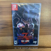 Stranger Things 3 Nintendo Switch Physical - Limited Run Edition 051