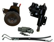 Borgeson 999063 Power Steering Conversion Kit