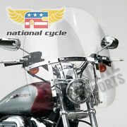 National Cycle 2004-2008 Harley-davidson Xl1200r Roadster Switchblade 2-up