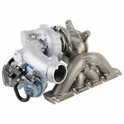 For Audi A3 And Volkswagen Gti Borgwarner Airwerks Turbo Turbocharger Tcp