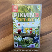 Pikmin 3 Deluxe Physical Game Nintendo Switch Brand New