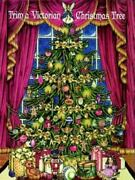 Trim A Victorian Christmas Tree With 83 Sticker Ornaments By Darcy May