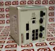 Tcsesm063f2cu1   Schneider   Connexium Extended Switch 6tx / 2fx-mm - Used