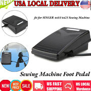 Electronic Sewing Foot Control Pedal For Singer 4411/4423 Sewing Machines Parts