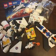 Lego City Space Mars Research Shuttle 60226 Partial With Extras