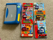 Leapfrog Leappad Plus Writing Learning System + 7 Books/cartridges, Please Read