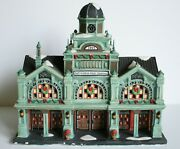 Htf Dept 56 East Harbor Ferry Terminal 59254 Christmas In The City - Read
