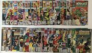 Warlock And The Infinity Watch 1-42 Complete 1992 Marvelbagged/boarded Vf/nm