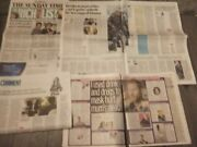 Uk Princess Diana Clippings Kate William And More Lot 2