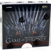 2020 Game Of Thrones Season 8 Trading Cards Factory Sealed 12 Box Case