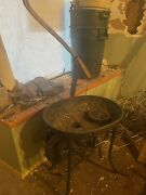 Vintage Blacksmith Forge From Cumberland Useable