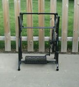 Antique 1898 Wheeler And Wilson Treadle Sewing Machine Stand Base Euc