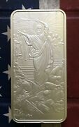 Jesus Clears The Temple Bible Christian 10 Oz .999 Fine Silver Bar See Coin