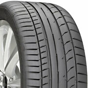4 New 325/35-22 Continental Sport Contact 5p 35r R22 Tires 40164