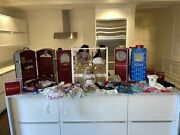 Huge American Girl Doll Collection Hundreds Of Accessories Samantha Special