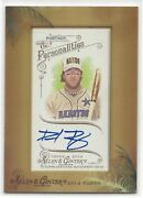 David Portnoy 2014 Topps Allen And Ginter On Card Auto Autograph Barstool Sports