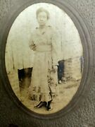1880s African American Female From East Texas