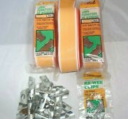 Frost King Lawn Patio Furniture Peach Re Webbing For 3 Chairs Plus Clips