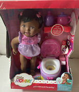 Little Mommy Princess And The Potty Doll Set