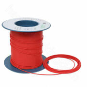 Ptfe Tube Id 1 2 2.5 - 10mm Tubing Red Pipe Sleeving 600v For Reprap 3d Printer