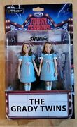 Neca The Shining Toony Terrors The Grady Twins 6 Scale Action Figure Set