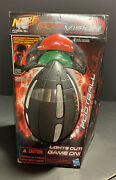 New Nerf Firevision Football With 2 Headsets